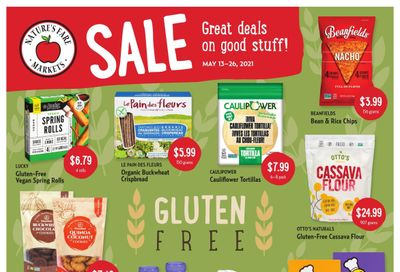 Nature's Fare Markets Flyer May 13 to 26