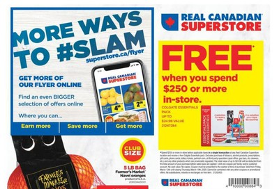 Real Canadian Superstore (West) Flyer March 13 to 19