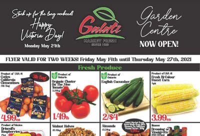 Galati Market Fresh Flyer May 14 to 27