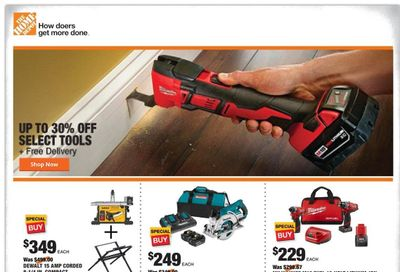 The Home Depot Weekly Ad Flyer May 13 to May 20