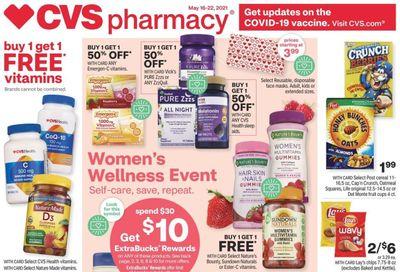 CVS Pharmacy Weekly Ad Flyer May 16 to May 22