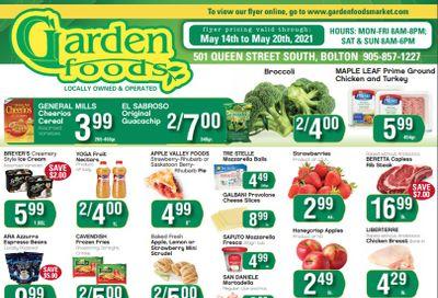 Garden Foods Flyer May 14 to 20