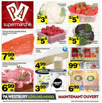 Supermarche PA Flyer May 17 to 23