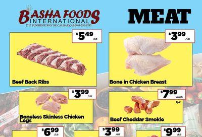 Basha Foods International Flyer May 14 to 27