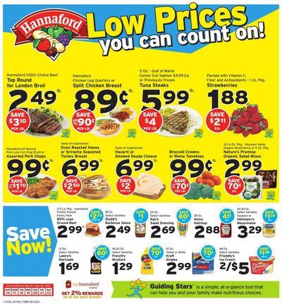 Hannaford (NY) Weekly Ad Flyer May 16 to May 22