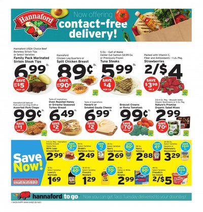 Hannaford (NH) Weekly Ad Flyer May 16 to May 22
