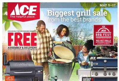 ACE Hardware Weekly Ad Flyer May 5 to May 17