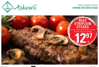 Askews Foods Flyer May 16 to 22