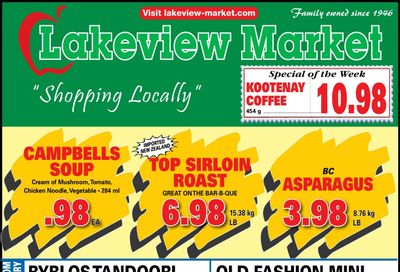 Lakeview Market Flyer May 17 to 23