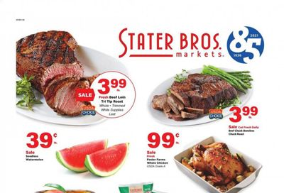 Stater Bros. (CA) Weekly Ad Flyer May 19 to May 25