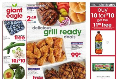 Giant Eagle (OH, PA) Weekly Ad Flyer May 20 to May 26