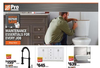 The Home Depot Weekly Ad Flyer May 17 to May 24