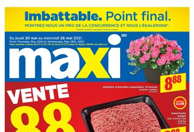 Maxi Flyer May 20 to 26