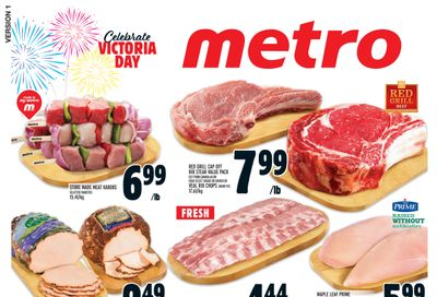 Metro (ON) Flyer May 20 to 26