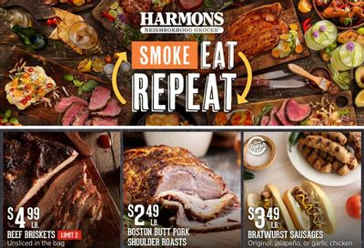 Harmons (UT) Weekly Ad Flyer May 18 to May 24