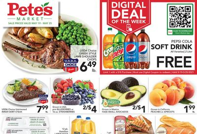 Pete's Fresh Market (IL) Weekly Ad Flyer May 19 to May 25