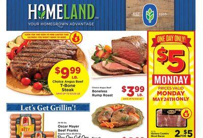Homeland (OK, TX) Weekly Ad Flyer May 19 to May 25