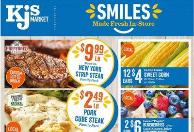 KJ´s Market (GA, SC) Weekly Ad Flyer May 19 to May 25