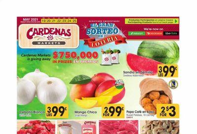 Cardenas (CA, NV) Weekly Ad Flyer May 19 to May 25