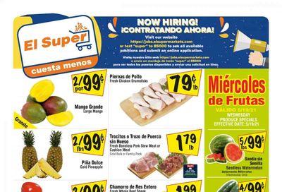El Super (CA, NM, NV, TX) Weekly Ad Flyer May 19 to May 25