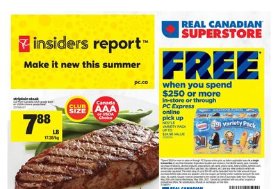 Real Canadian Superstore (ON) Flyer May 20 to 26