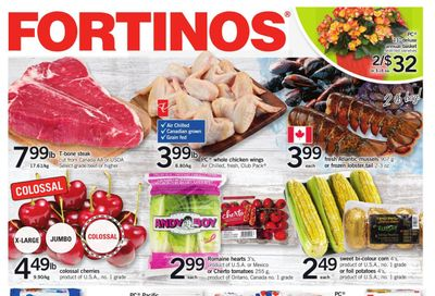 Fortinos Flyer May 20 to 26