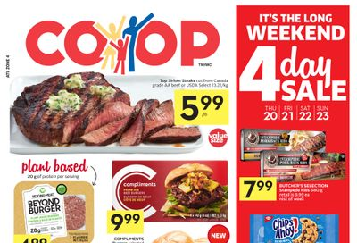 Foodland Co-op Flyer May 20 to 26