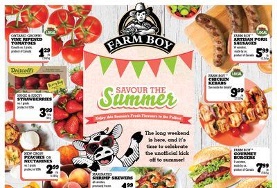 Farm Boy Flyer May 20 to 26