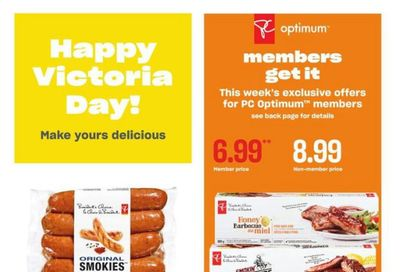 Loblaws City Market (West) Flyer May 20 to 26
