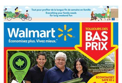 Walmart (QC) Flyer May 20 to 26