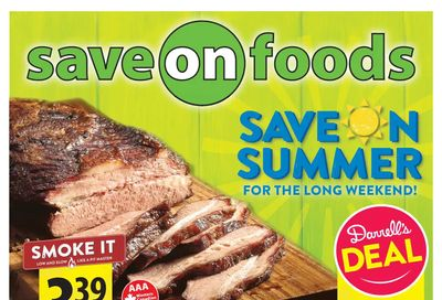Save on Foods (BC) Flyer May 20 to 26