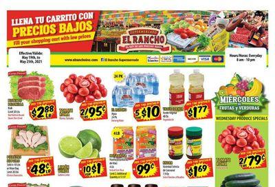 El Rancho (TX) Weekly Ad Flyer May 19 to May 25