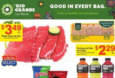 El Rio Grande (10, 21, 25, 30, 34, 53, 90) Weekly Ad Flyer May 19 to May 25