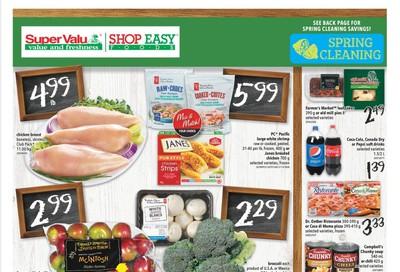 Shop Easy & SuperValu Flyer March 13 to 19