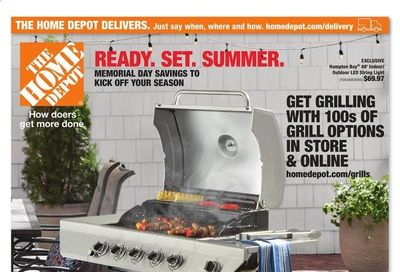 The Home Depot Weekly Ad Flyer May 20 to May 31