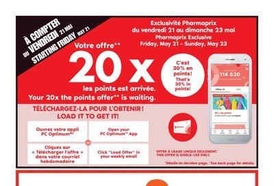 Pharmaprix Flyer May 22 to 27