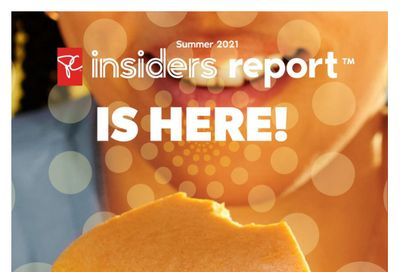 Real Canadian Superstore (West) PC Insiders Report May 20 to July 14