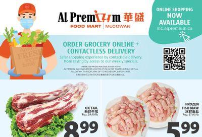 Al Premium Food Mart (McCowan) Flyer May 20 to 26