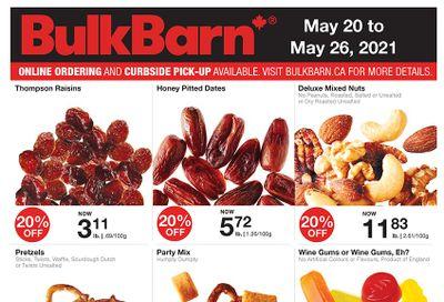 Bulk Barn Flyer May 20 to 26