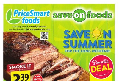 PriceSmart Foods Flyer May 20 to 26