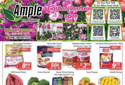 Ample Food Market (Brampton) Flyer May 21 to 27