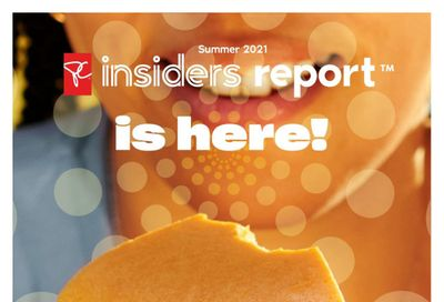 Loblaws (ON) Summer Insiders Report May 20 to July 14