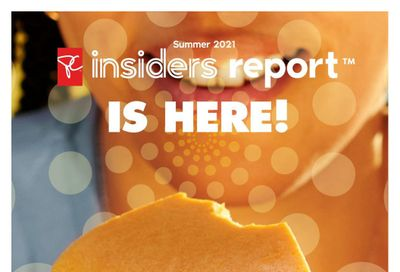 No Frills (ON) Summer Insiders Report May 20 to July 14