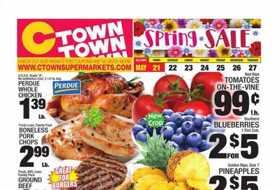 C-Town (CT, FL, MA, NJ, NY, PA) Weekly Ad Flyer May 21 to May 27