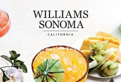 Williams-Sonoma Weekly Ad Flyer May 21 to May 28