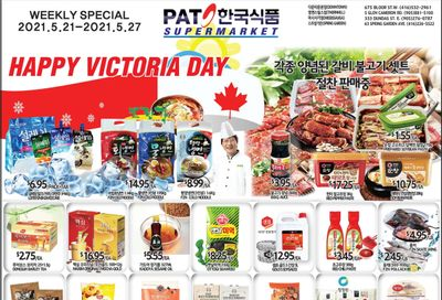 PAT Mart Flyer May 21 to 27