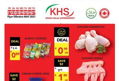 Kishki Halal Supermarket Flyer May 21 to 27
