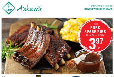 Askews Foods Flyer May 23 to 29