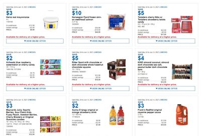 Costco Business Centre Instant Savings Flyer May 24 to June 6