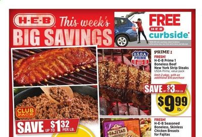 H-E-B (TX) Weekly Ad Flyer May 26 to June 1